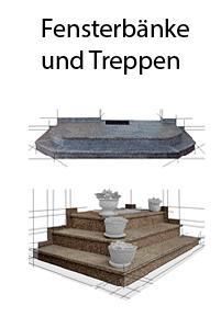 Fensterbänke & Treppen